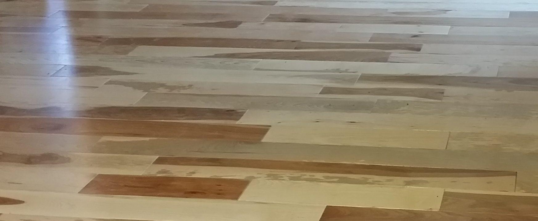 Hardwood and Tile Flooring