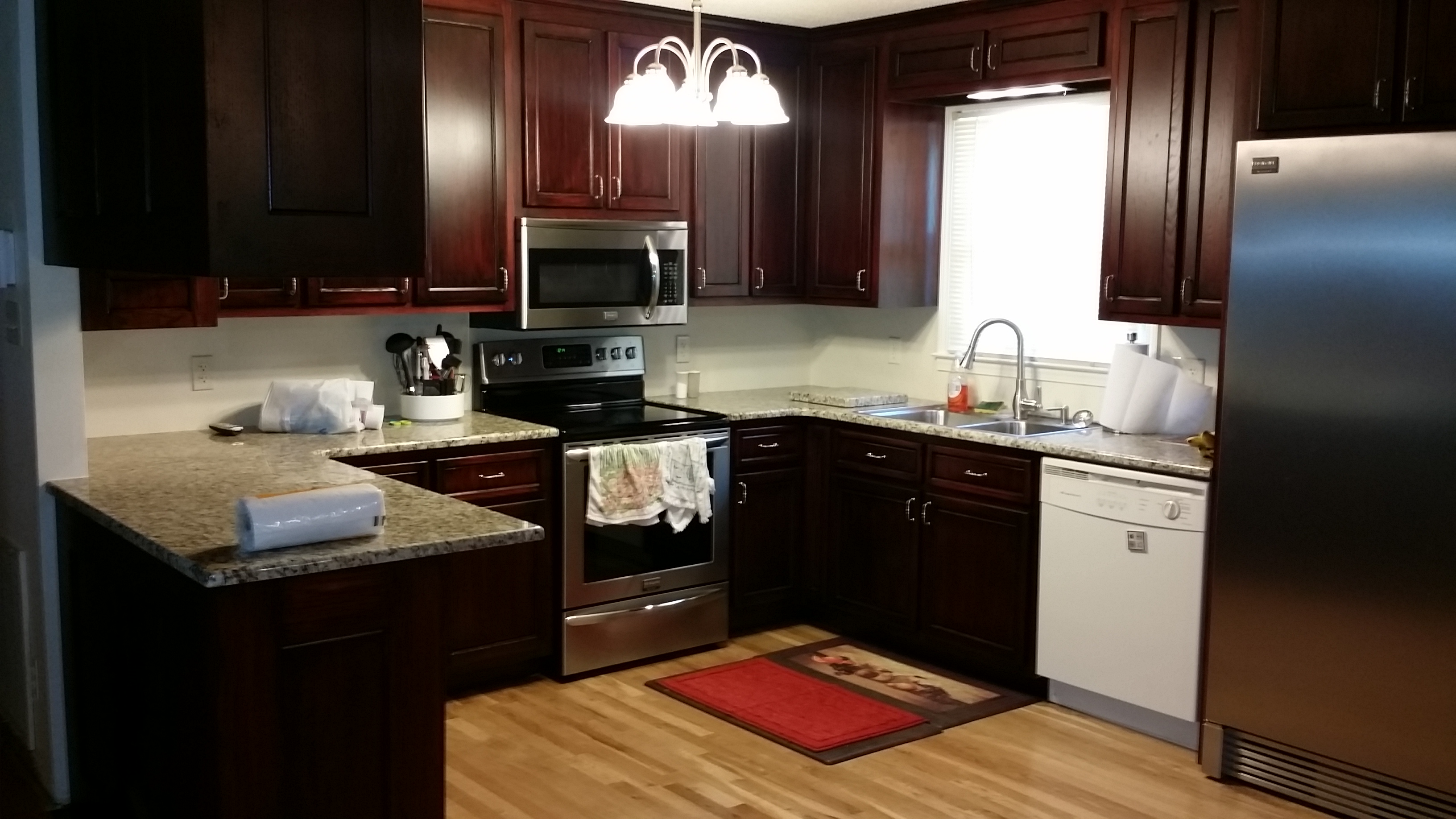 Allsource remodeling and custom cabinets for Custom built kitchen cabinets
