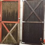 Replacement Shed Door
